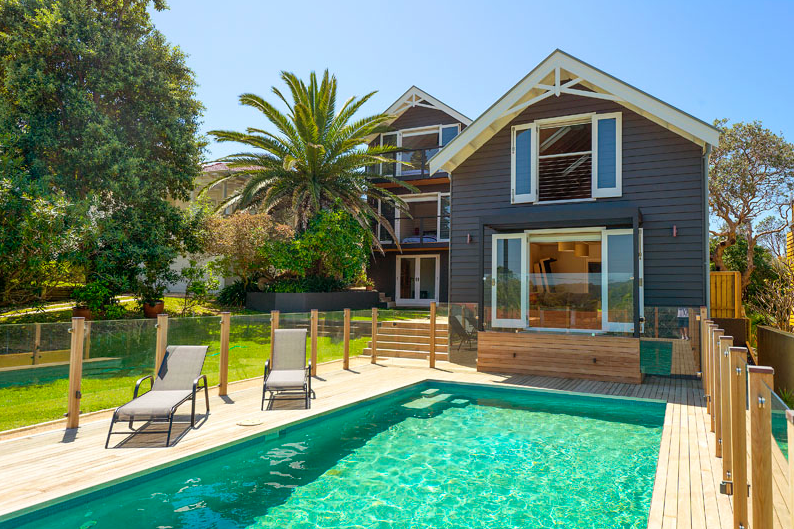 Sydney Nth Beaches Villa 5535